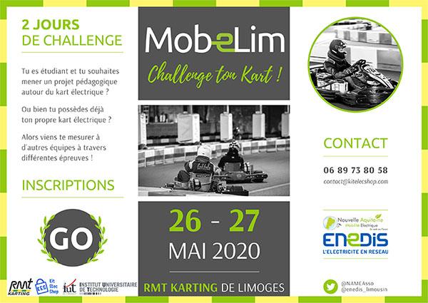 Mobelim Challenge ton Kart 2020 de Limoges
