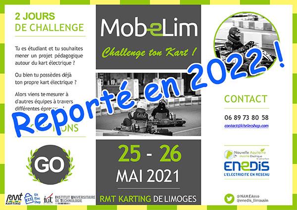 Mobelim Challenge ton Kart 2021 de Limoges