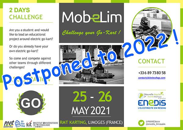 Mobelim Challenge Your Go-Kart 2021 of Limoges